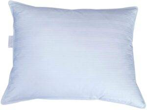 DOWNLITE Extra Soft Down Pillow for Stomach Sleepers