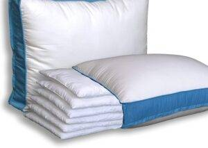 Pancake Pillow - The Adjustable Layer Pillow for Side Sleepers with Neck Pain