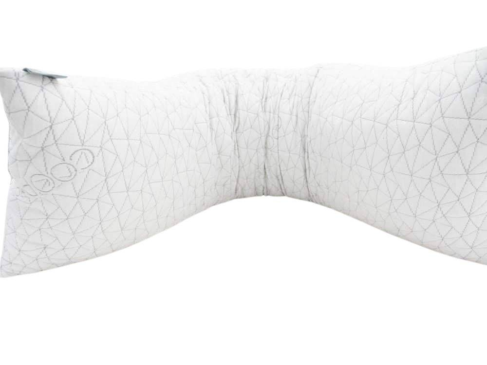 Coop Home Adjustable Body Pillow for Stomach Sleepers