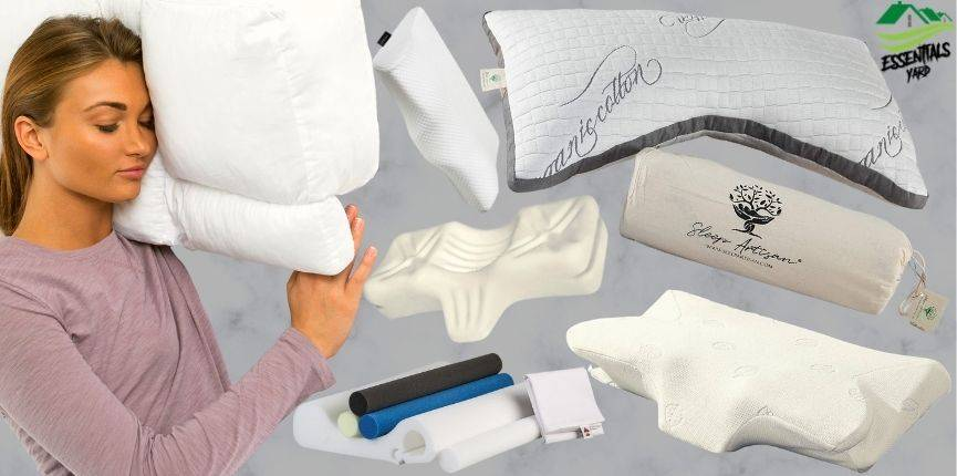 Best Pillow for Back Sleepers with Neck Pain