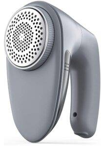 Bymore Fabric Shaver - Upgraded Electric Lint Remover with 6-Leaf Blades