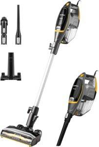 Eureka Flash Lightweight Stick 2 in 1 Vacuum Cleaner for Carpeted Stairs
