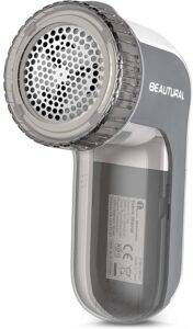 BEAUTURAL Fabric Shaver, Lint Remover & Defuzzer