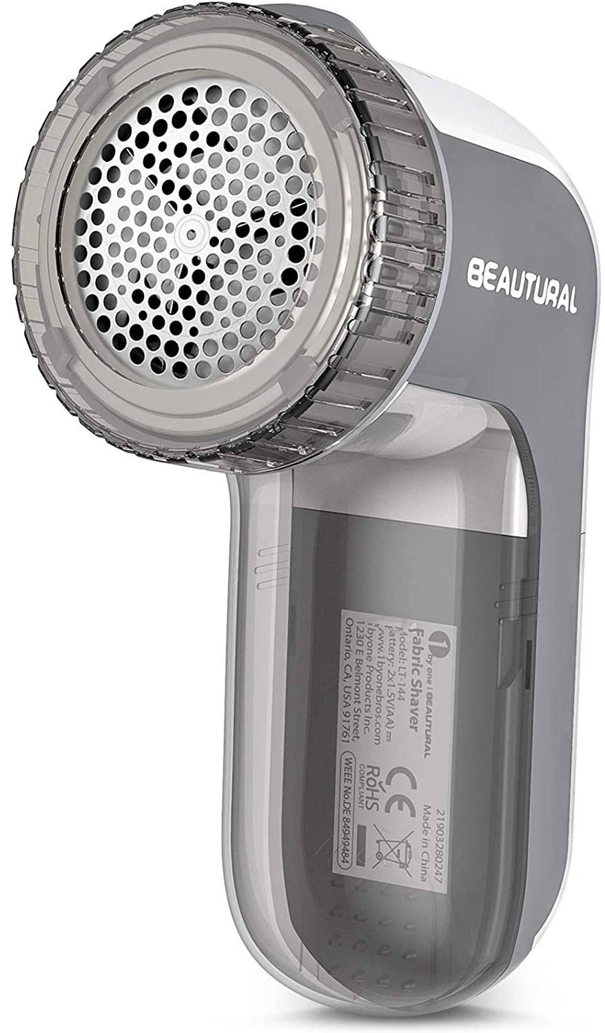 BEAUTURAL Fabric Shaver, Lint Remover -Defuzze