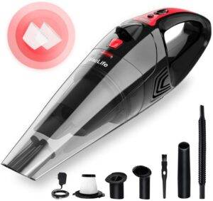 VacLife Handheld Cordless Hand Vacuum for Stairs