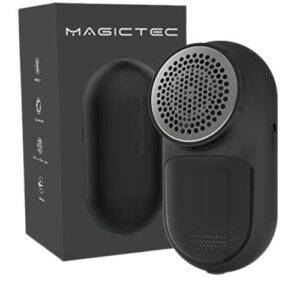 Magictec Lint Remover - Sweater Defuzzer - Rechargeable Fabric Shaver