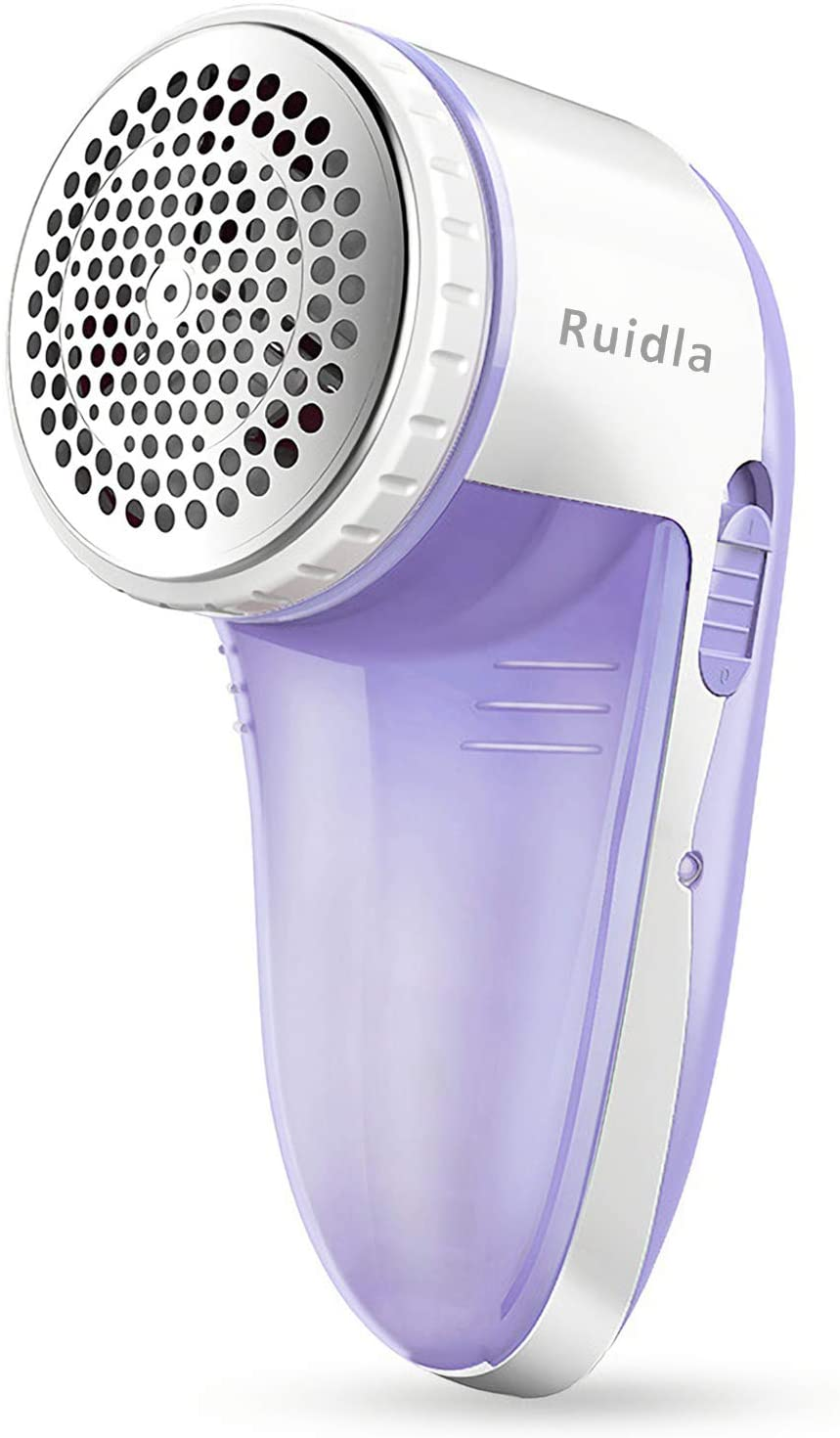 Ruidla Fabric Shaver - Electric Lint Remover for Couch