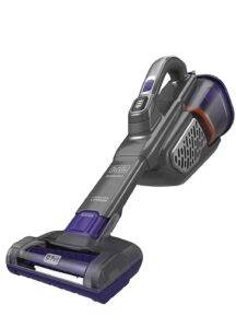 BLACK+DECKER Dustbuster Cordless Handheld Vacuum for Stairs