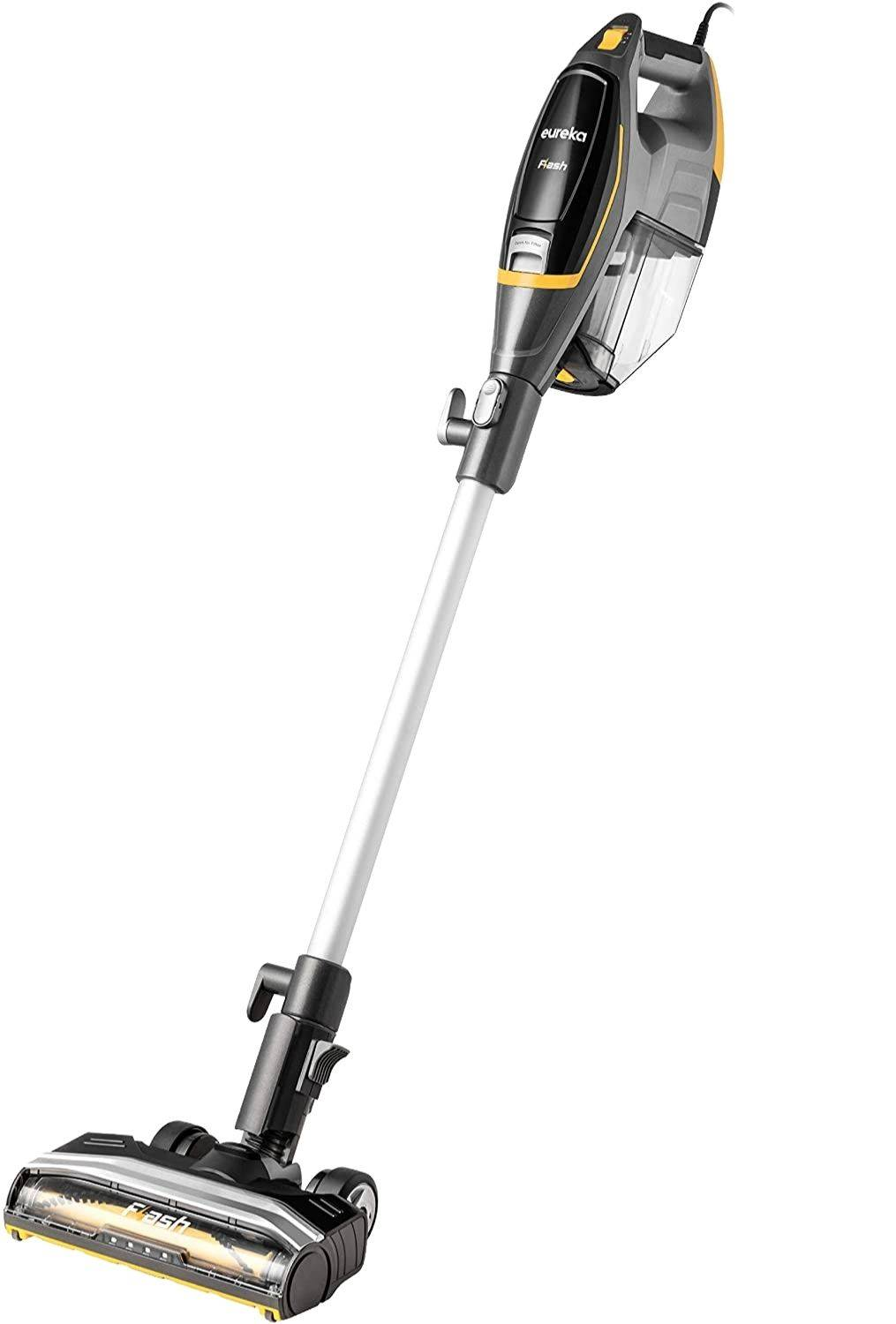 Eureka Flash Lightweight Stick Vacuum Cleaner for Carpeted Stairs