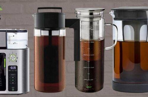Best Iced Coffee Makers - Coffee Brewers - Cold Coffee Maker - Frozen Coffee Maker