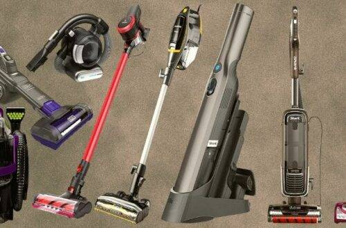 Best Vacuums for Stairs - Staircase Vacuum Cleaner