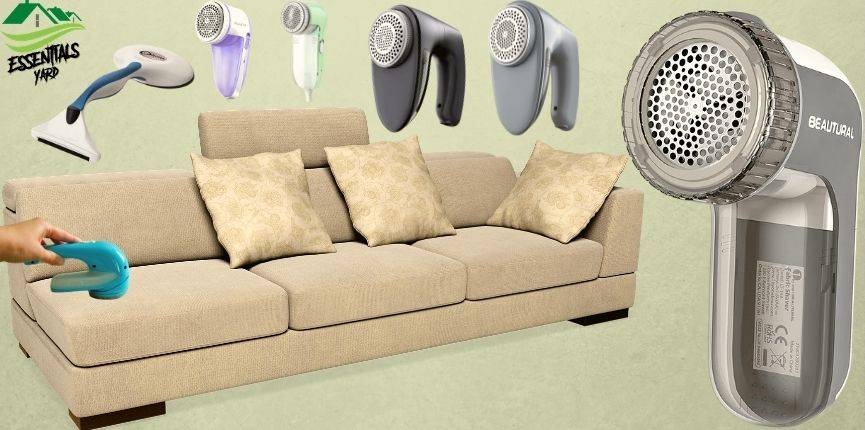 Fabric Shaver for Couch & Sofa