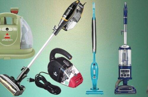Best Vacuum for Stairs Carpet - Carpeted Stairs Vacuum