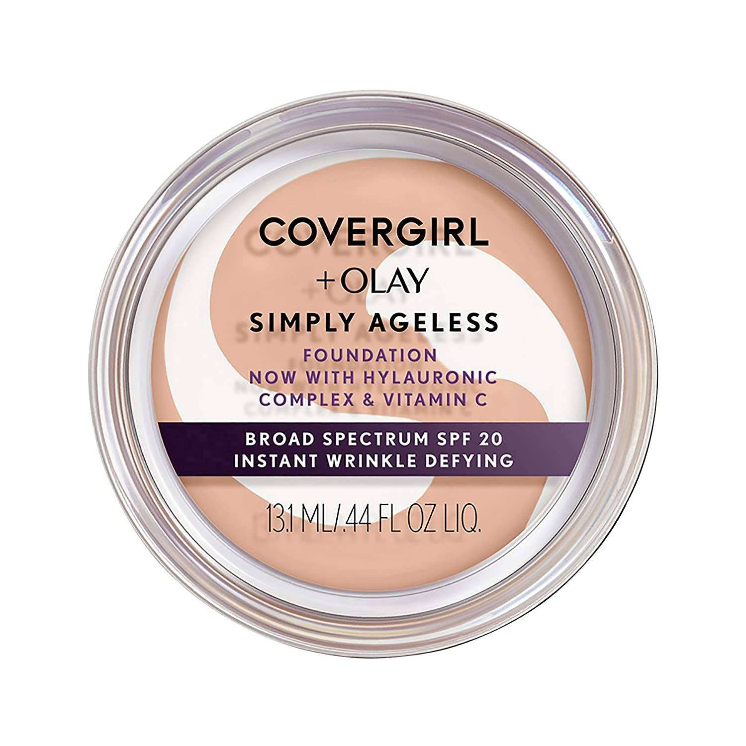 Covergirl& Olay Instant Wrinkle-Defying Foundation