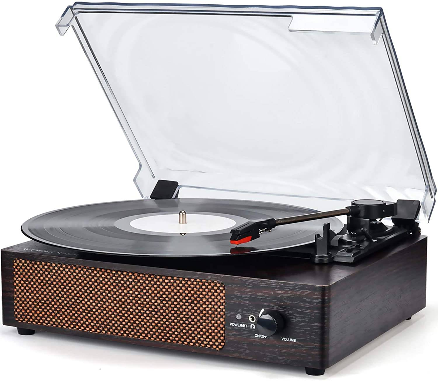 Wockoder Record Player - Wireless TurntableWockoder Record Player - Wireless Turntable