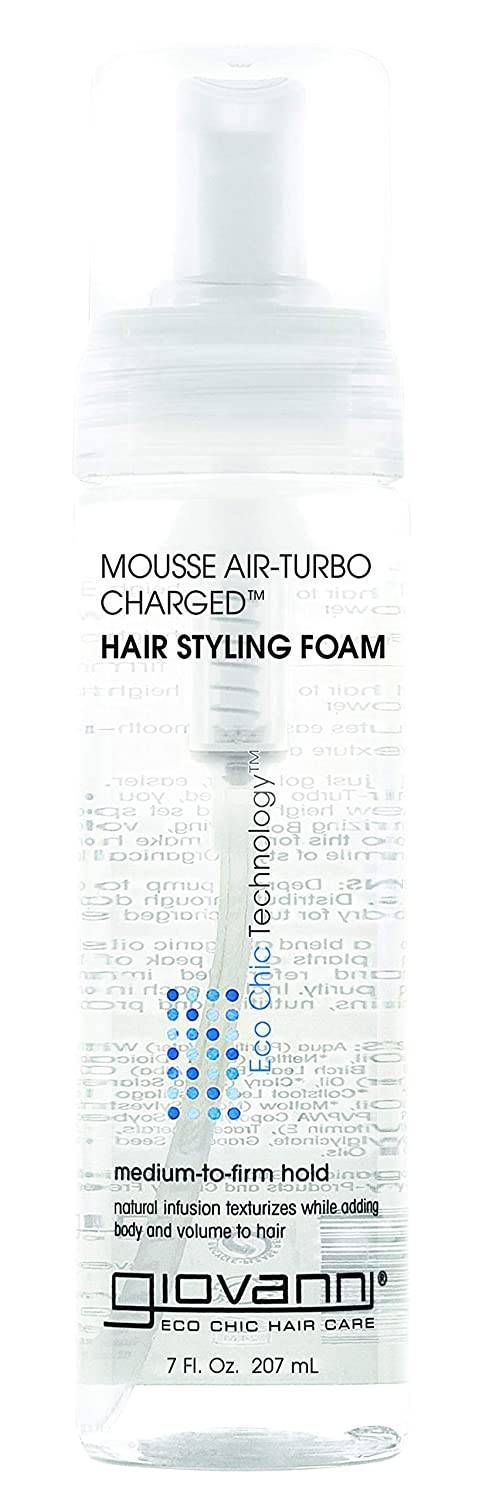 Giovanni Hair Styling Foam - Eco Chic Mousse for Braids