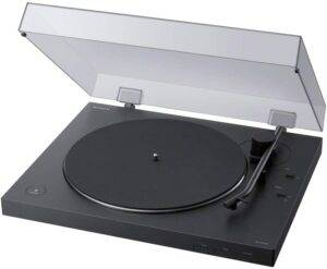 Sony Belt Drive Turntable - Wireless Vinyl Record Player with Bluetooth and USB