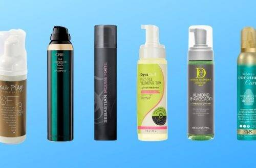 Best Mousse for Wavy Hair | Wavy Hair Mousse Guide