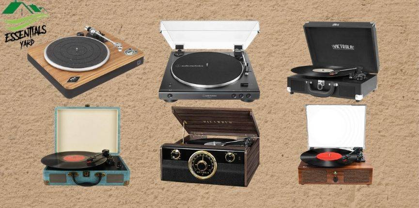 Best Record Player with Bluetooth