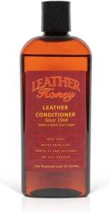 Leather Honey Conditioner for Shoes, Bags & Boots