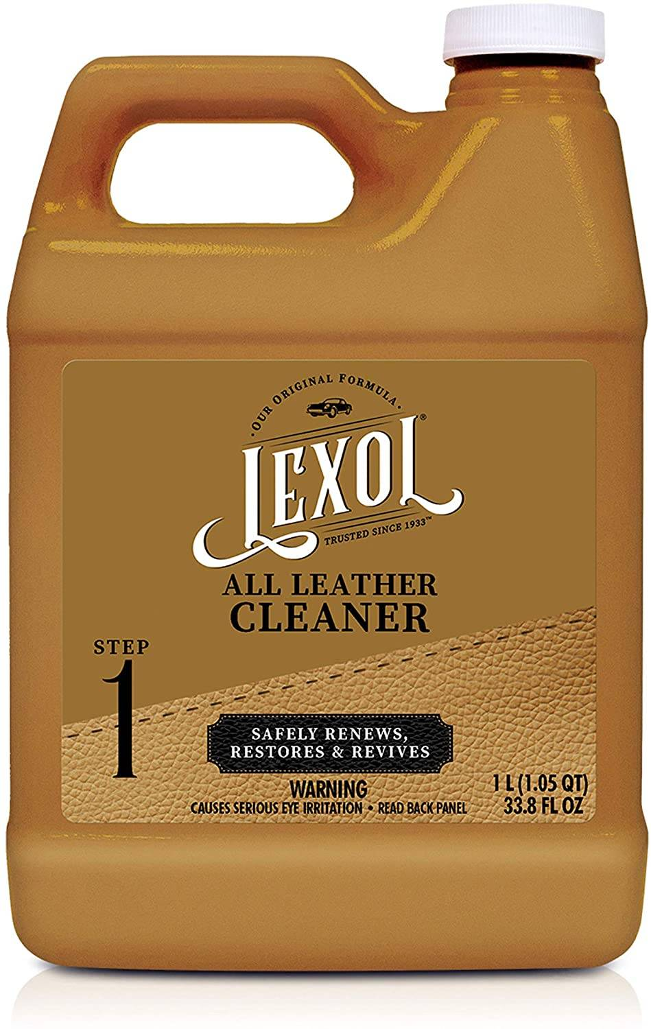 Lexol Leather Cleaner and Conditioner