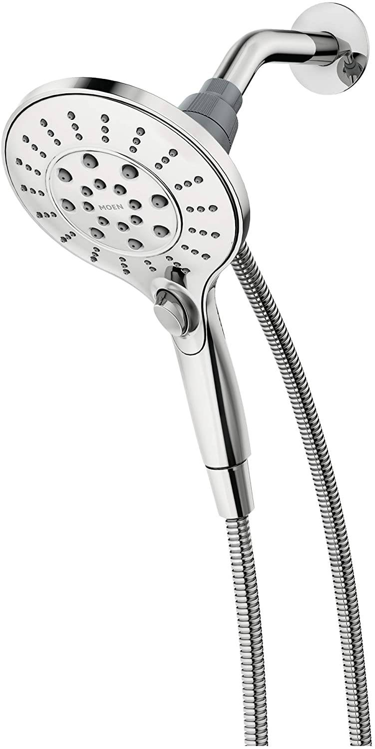 Moen Handheld Showerhead with Magnetic Docking System