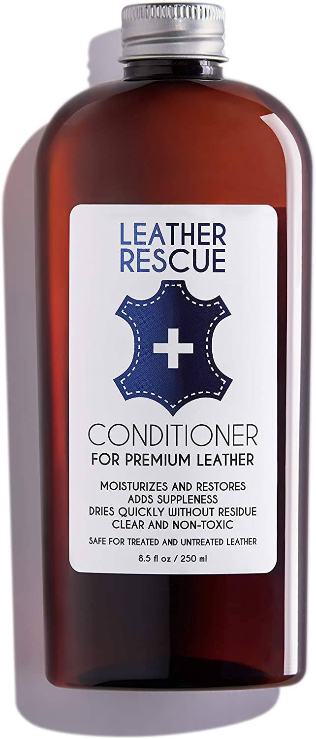 Leather Rescue Conditioner for Shoes, Bags & Jackets
