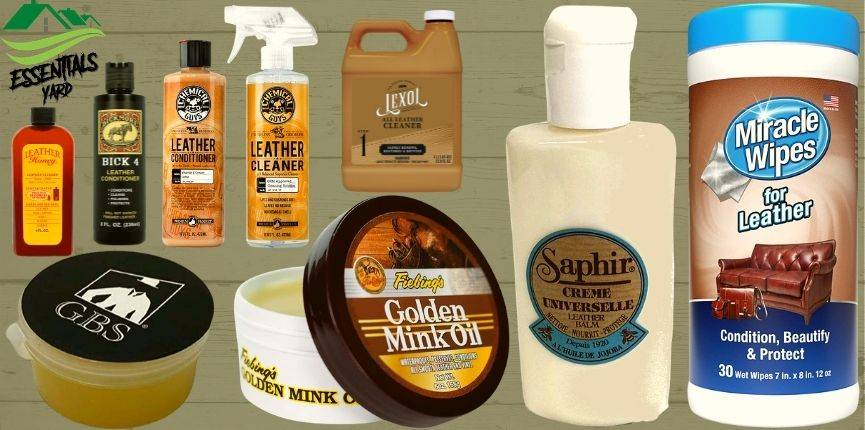 Best Leather Conditioner for Jackets | Best Leather Jacket Cleaner and Conditioner