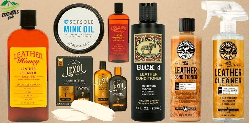 Best Leather Conditioner for Shoes & Boots